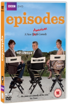 Episodes, DVD  DVD