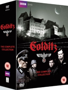 Colditz: The Complete Series, DVD  DVD
