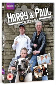Harry and Paul: Series 3, DVD  DVD
