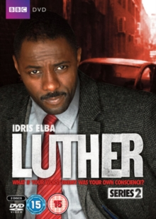 Luther: Series 2, DVD  DVD