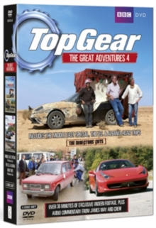 Top Gear - The Great Adventures: Volume 4, DVD  DVD