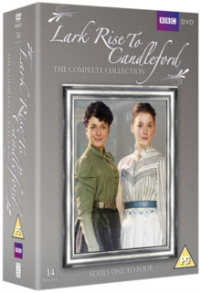 Lark Rise to Candleford: Series 1-4, DVD  DVD