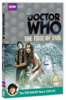Doctor Who: The Face of Evil, DVD  DVD