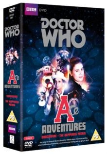 Doctor Who: Ace Adventures, DVD  DVD