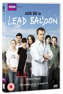 Lead Balloon: Series 3, DVD  DVD