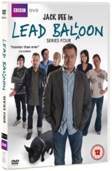 Lead Balloon: Series 4, DVD  DVD