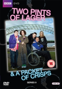 Two Pints of Lager and a Packet of Crisps: Series 9, DVD  DVD