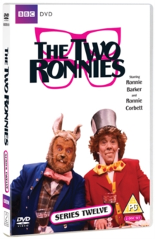 The Two Ronnies: Series 12, DVD DVD