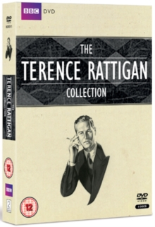 The Terence Rattigan Collection, DVD DVD