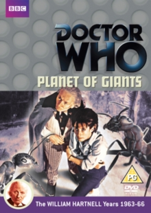 Doctor Who: Planet of Giants, DVD  DVD