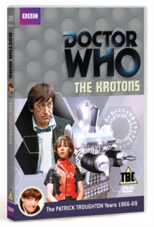 Doctor Who: The Krotons, DVD  DVD