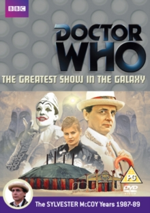 Doctor Who: The Greatest Show in the Galaxy, DVD  DVD