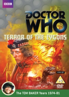 Doctor Who: Terror of the Zygons, DVD  DVD