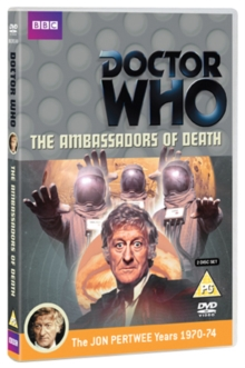 Doctor Who: The Ambassadors of Death, DVD  DVD
