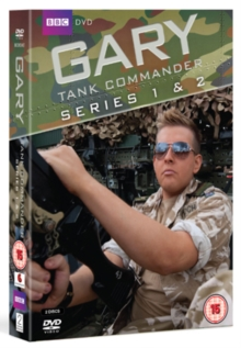 Gary Tank Commander: Series 1 and 2, DVD  DVD