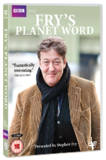Fry's Planet Word, DVD  DVD