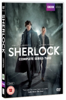 Sherlock: Complete Series Two, DVD  DVD