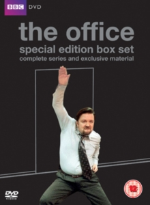 The Office: Complete Series 1 and 2 and the Christmas Specials, DVD DVD