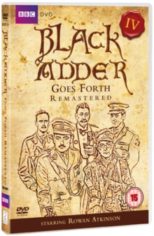 Blackadder: The Complete Blackadder Goes Forth, DVD  DVD