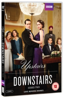 Upstairs Downstairs: Series 2, DVD  DVD