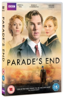 Parade's End, DVD  DVD