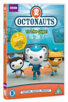 Octonauts: To the Gups, DVD  DVD