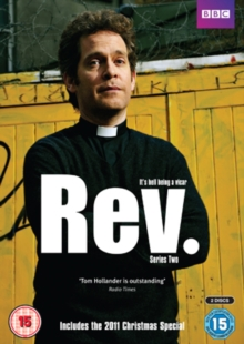 Rev.: Series 2, DVD  DVD