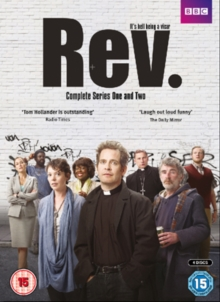 Rev.: Series 1 and 2, DVD  DVD