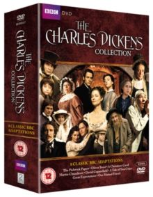 The Charles Dickens Collection, DVD DVD
