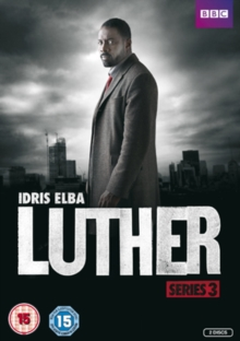 Luther: Series 3, DVD  DVD
