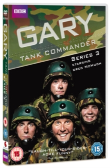 Gary Tank Commander: Series 3, DVD  DVD