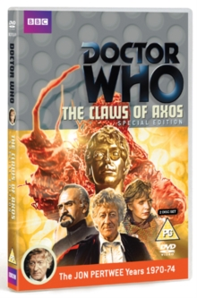Doctor Who: The Claws of Axos, DVD  DVD