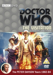Doctor Who: The Visitation, DVD  DVD