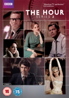 The Hour: Series 2, DVD DVD