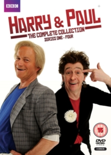 Harry and Paul: Series 1-4, DVD  DVD