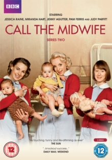 Call the Midwife: Series 2, DVD  DVD