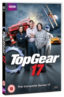 Top Gear: Series 17, DVD  DVD
