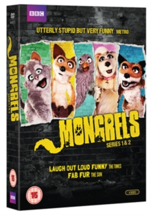 Mongrels: Series 1 and 2, DVD  DVD
