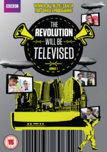 The Revolution Will Be Televised: Series 1, DVD DVD