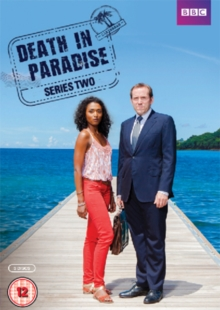 Death in Paradise: Series 2, DVD  DVD