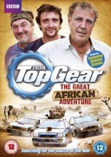 Top Gear: The Great African Adventure, DVD  DVD