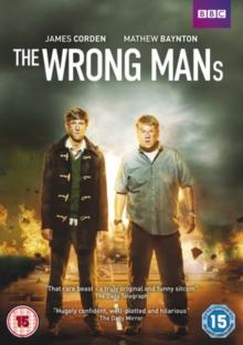 The Wrong Mans, DVD DVD