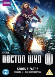 Doctor Who - The New Series: 7 - Part 2, DVD  DVD