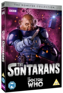 Doctor Who: The Monster Collection - Sontarans, DVD  DVD