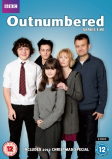 Outnumbered: Series 5, DVD  DVD