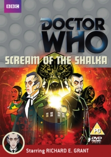 Doctor Who: Scream of the Shalka, DVD  DVD