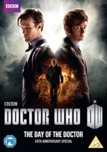 Doctor Who: The Day of the Doctor, DVD  DVD
