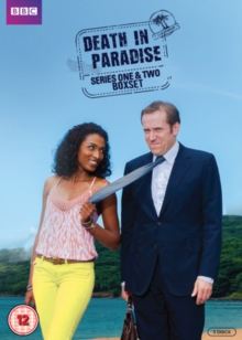 Death in Paradise: Series 1 and 2, DVD  DVD