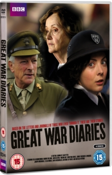 Great War Diaries, DVD  DVD