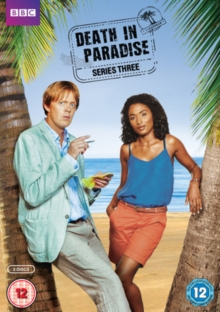 Death in Paradise: Series Three, DVD DVD